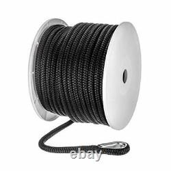 Seachoice 42281 Anchor Rope for Boating Double Braid Nylon Anchor Line, ½-I
