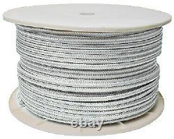 Seachoice Double Braid Rope Spool (Color White, Size 5/8 x 600')