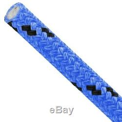 Tree Rigging Rope, Double Braided 1/2 X 200', Rated for 11,100 Lbs, Kraken Rope